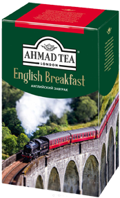 Ahmad Tea English Breakfast черный чай, 90г