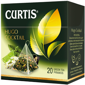 CURTIS HUGO COCKTAIL 20 пирамидок