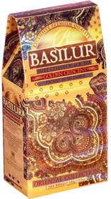 BASILUR CEYLON BLACK TEA GOLDEN CRESCENT  100 гр