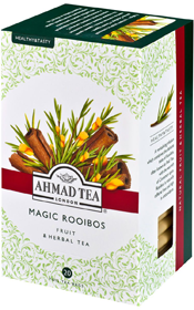 AHMAD TEA MAGIC ROOIBOS 20 пакетиков