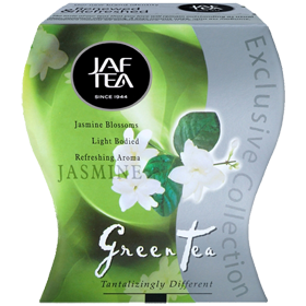 JAF TEA GREEN TEA JASMINE BLOSSOMS 100 гр