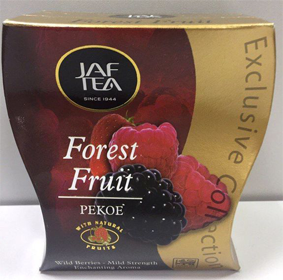 JAF TEA FOREST FRUIT PEKOE  100 гр