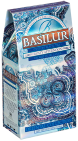 BASILUR CEYLON BLACK TEA FROSTY AFTERNOON  100 гр