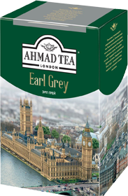 Ahmad Tea Earl Grey черный чай, 100 г