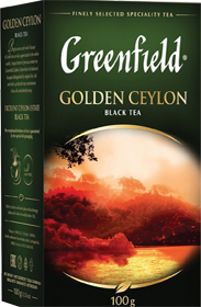 GREENFIELD GOLDEN CEYLON 100 ГР