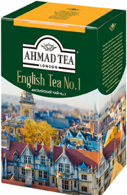 Ahmad Tea English Tea No.1 черный чай, 200 г
