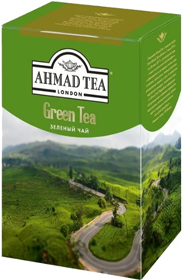 AHMAD TEA GREEN TEA 200 гр.