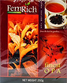 FEMRICH EXCLUSIVE FINEST OPA  250 гр