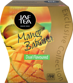 JAF TEA MANGO BANANA DUAL FLAVOURED  100 гр