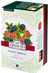 AHMAD TEA FORES BERRIES 20 пакетиков