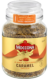 MOCCONA CARAMEL FLAVOUR INFUSED 95 гр