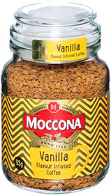 MOCCONA VANILLA FLAVOUR INFUSED 95 гр